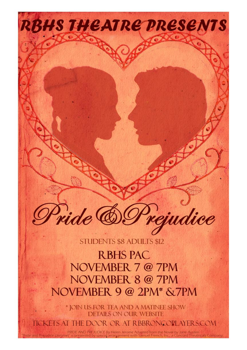 Pride and Prejudice Poster JPEG
